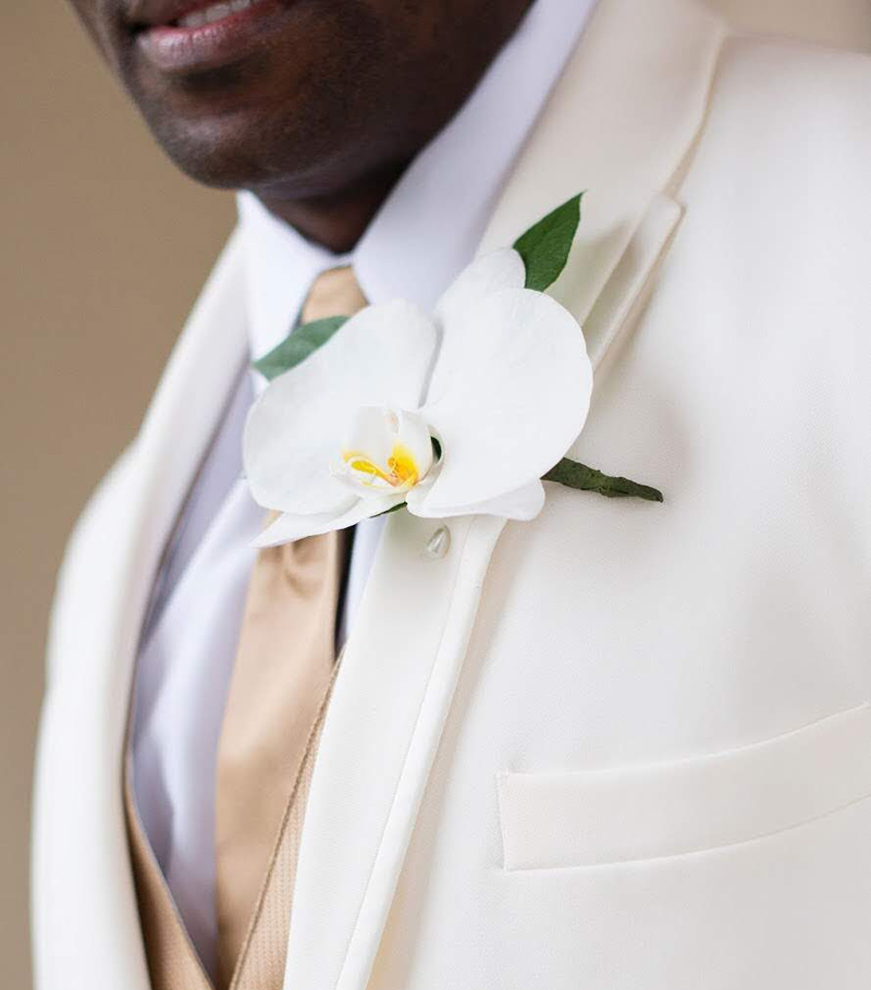 Elegant groom luxury wedding coral gables florida