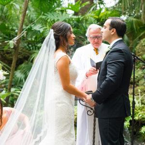 Wedding couple ceremony redlands florida