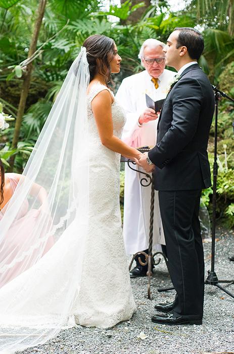 Daniela and Nick ceremony